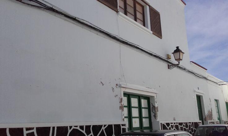 Casona antigua en el centro historico de Arrecife. Gran oportunidad para inversores.