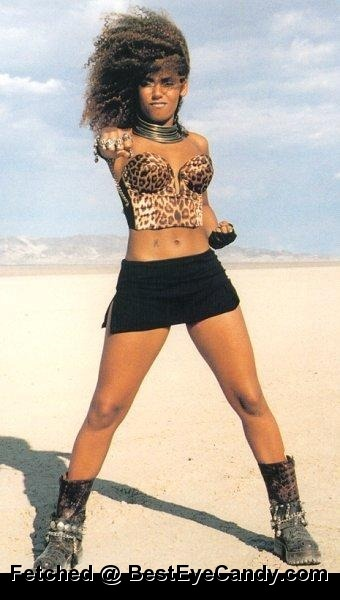 Melanie Brown - Scary Spice | 90s Inspiration | Pinterest