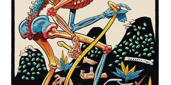 #jamiehewlett - El #rediseño del #tarot de Marsella, el homenaje a las películas #sexuales de los sesenta y setenta y los #dibujos de árboles descubren diferentes facetas creativas.   >> http://www.tarotjunguiano.com/cartas-de-tarot-el-arte-de-jamie-hewlett/