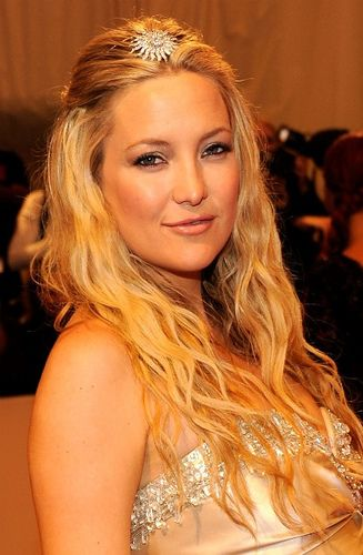 I Think Know Where Kate Hudson Got Her Inspiration From When Picking Out Jewels