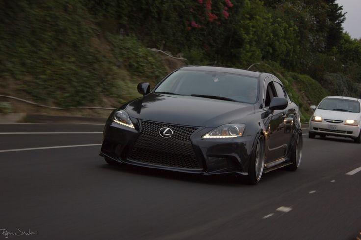 Lexus is250 2014 bumper conversion, aka my boyfriends car