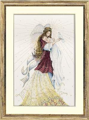 Love peace and Harmony - Lanarte::Maria_van_Scharrenburg Pattern
