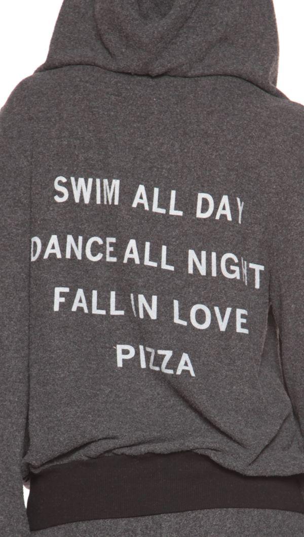 summer mantra hoodie