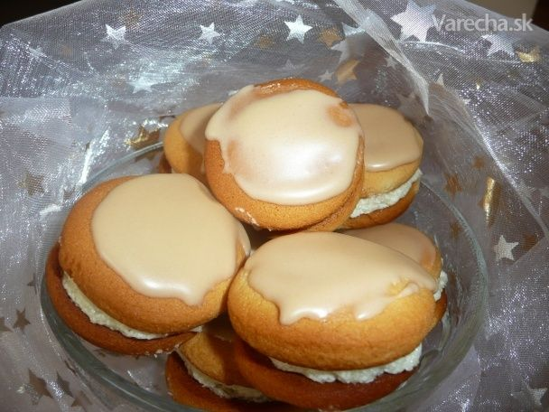Vianočné medové koláčiky (fotorecept) - Recept