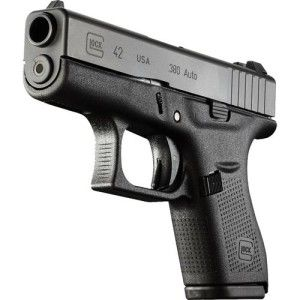 Glock 42 Holsters From Don Hume - http://blog.gunnersalley.com/glock-42-holsters-don-hume/