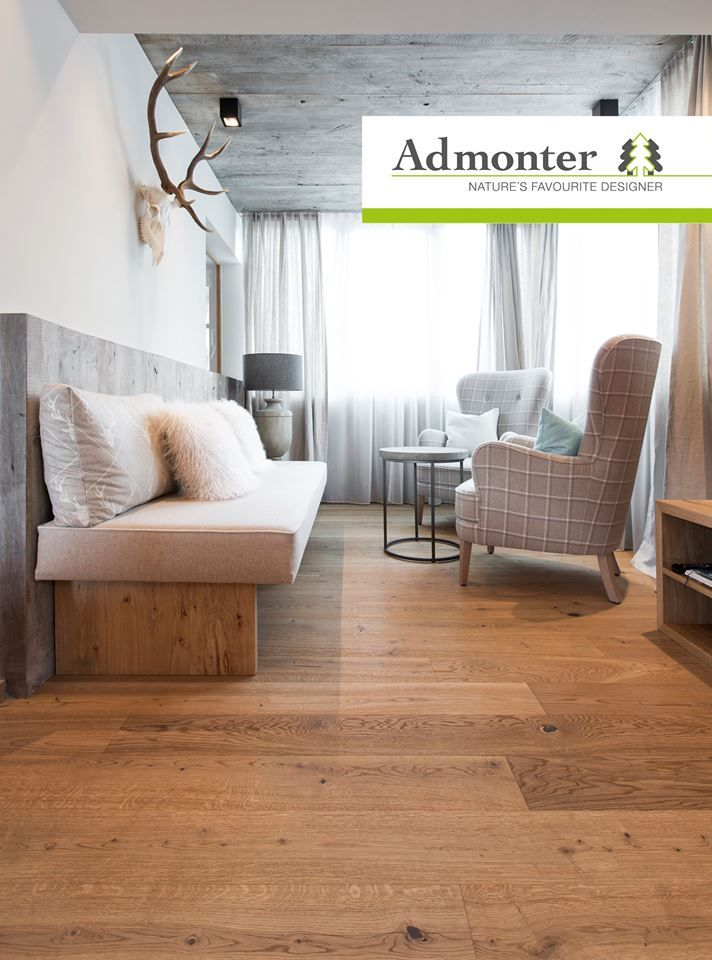 Mountain apartment in hotel - from austria wood manufacture Admonter