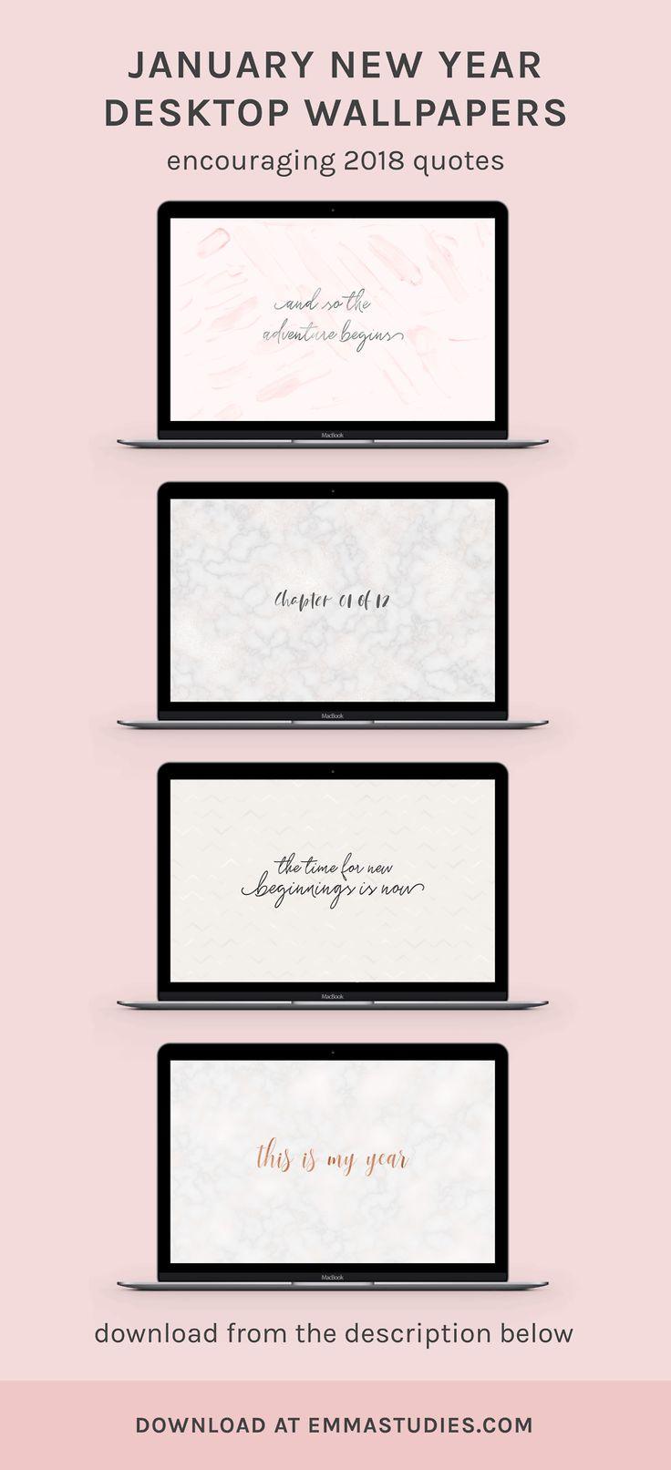 2018 motivational new year backgrounds desktop wallpaper