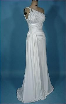 I need thoughts on this one as a 1920's wedding dress!!