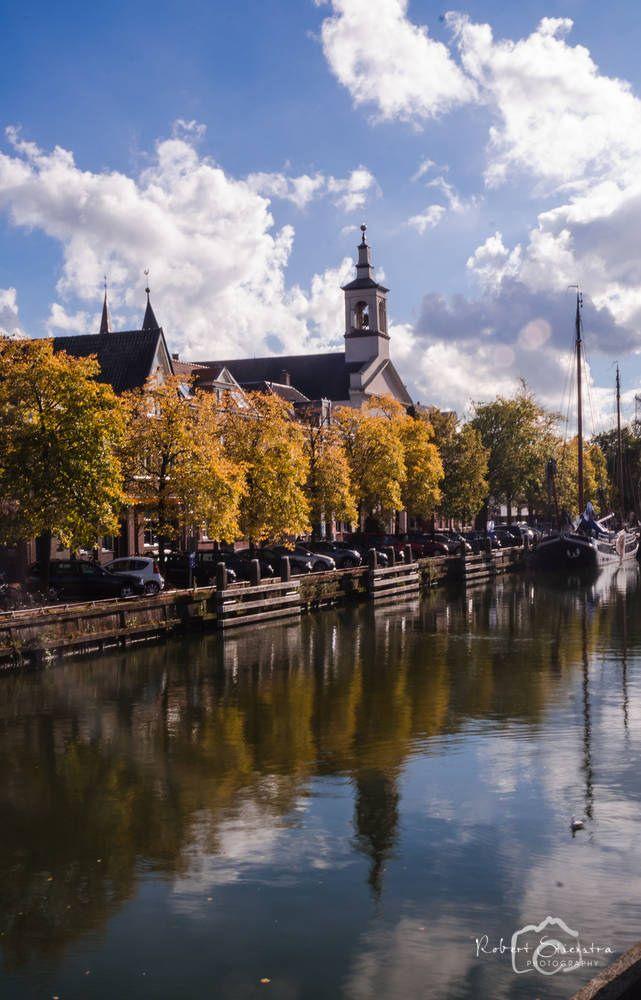 Muiden, Noord-Holland.