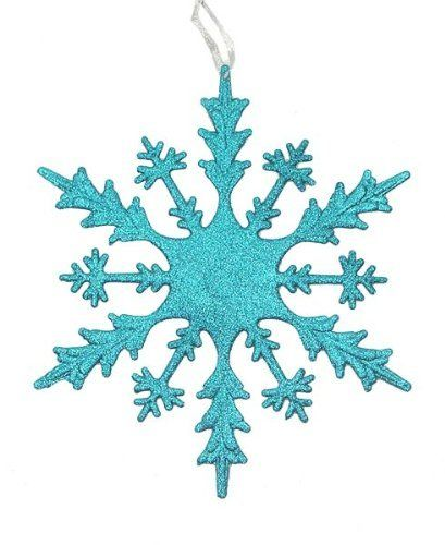 2 Commercial Snowflake Ornaments by Gordon Companies, Inc. $31.50. Please refer to SKU# ATR25797143 when you inquire.. Picture may wrongfully represent. Please read title and description thoroughly.. Shipping Weight: 2.00 lbs. Brand Name: Gordon Companies, Inc Mfg#: 30871698. This product may be prohibited inbound shipment to your destination.. 2 Commercial Snowflake Ornaments/Color:turquoise blue/ornaments are drenched in sparkling glitter/Double-sided ornaments/ready-...