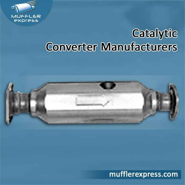 Muffler Express, Toronto catalytic converters from the numbers of reputed #CatalyticConverter Manufacturers