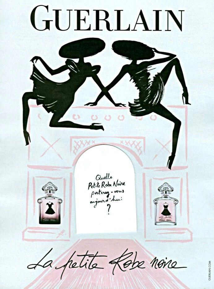 Les 174 meilleures images du tableau la petite robe noire sur pinterest le petit robe noir le - Petite robe noire guerlain ...