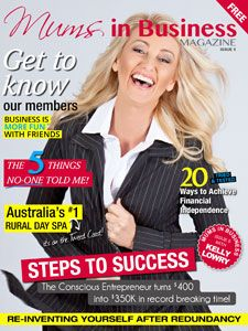 Issue 5 -- Mums in Business Magazine