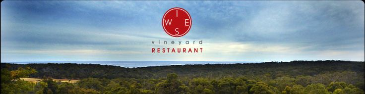 another one to think about ... next door to Eagle Bay Brewery...  Wise Vineyard Restaurant is proud of being the only Restaurant in the Margaret River Wine Region that has sweeping views over the vineyard and natural bushland to the pristine blue waters of Geographe Bay.