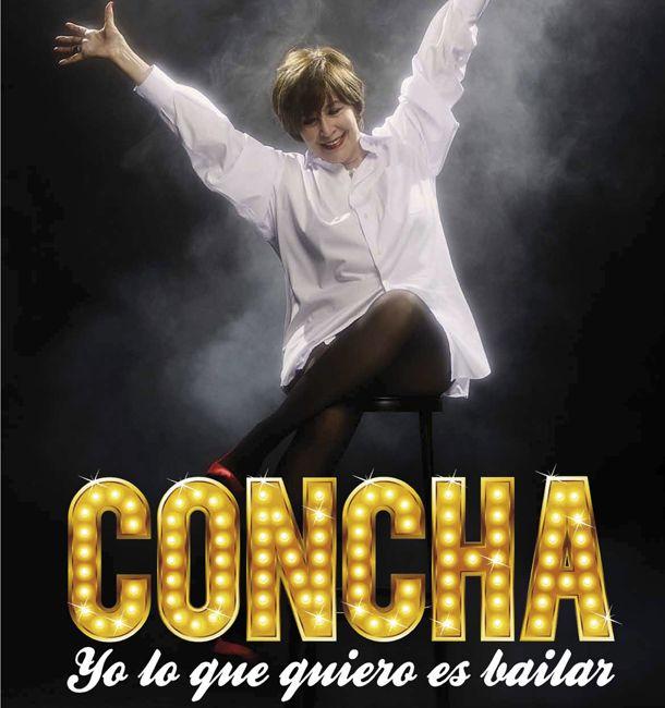 """Sorteo de dos entradas para ver """"Yo lo que quiero es bailar"""" con Concha Velasco en el Circo de Marte"""