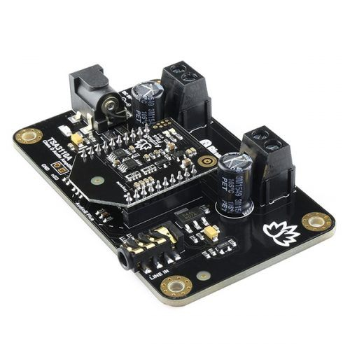 This is a 2x8W audio amplifier board with AudioB plus Bluetooth module. It has perfect class-D architecture(Based on TPA3110D2) and every channel has 8W...