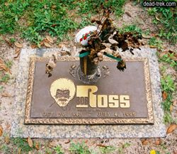 Bob Ross (artist) - those happy little trees :)  Dang, you'd think he'd have some happy little flowers or something, not dead ones!