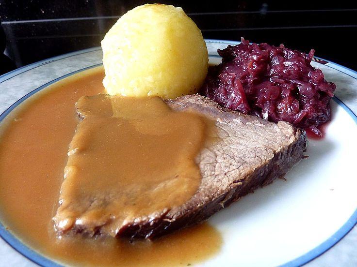 Rinderbraten, ganz einfach, ein gutes Rezept aus der Kategorie Rind. Bewertungen: 351. Durchschnitt: Ø 4,5.