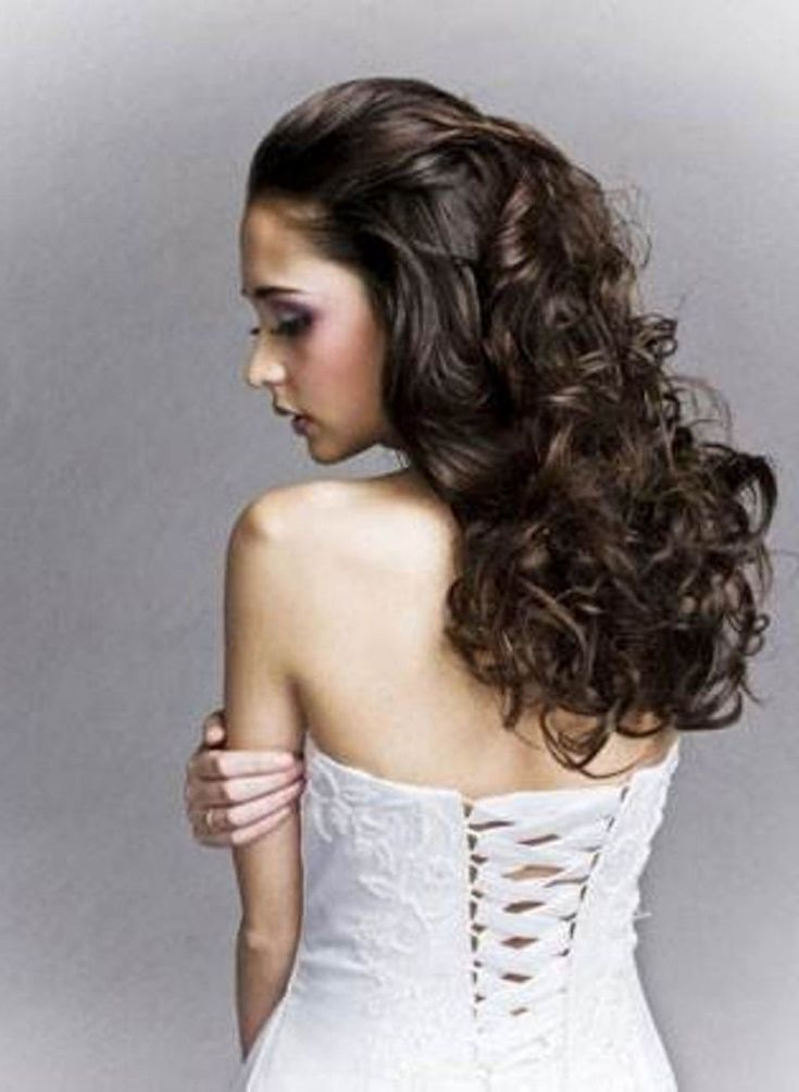 Hairstyles Long Hair for a Wedding as Guests, 25 easy wedding guest hairstyles b…