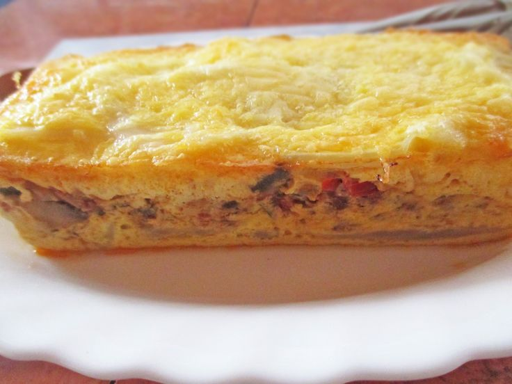 Gombás Baconos Paleo Lasagne   Klikk a képre a receptért!