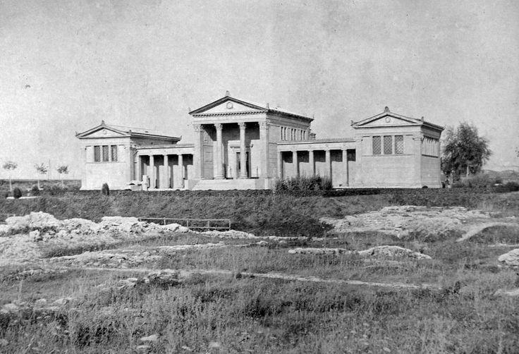 romkert és múzeum.