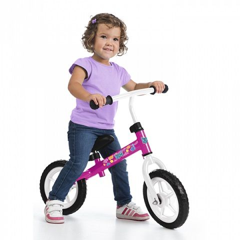 ¡Chollo! Bicicleta sin pedales My FEBER Byke Nancy por 19 euros.