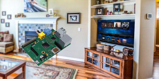 Install Kodi to Turn Your Raspberry Pi Into a Home Media Center