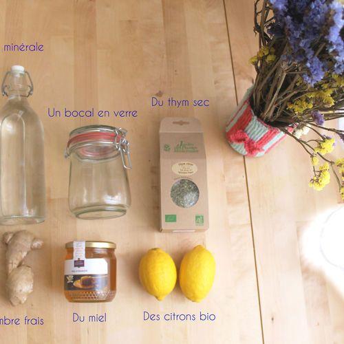 Pour réaliser ma potion magique, il vous faut :-   -Un bocal en verre ou tout autre récipient que l'on peut fermer.-   - Le jus de 2...