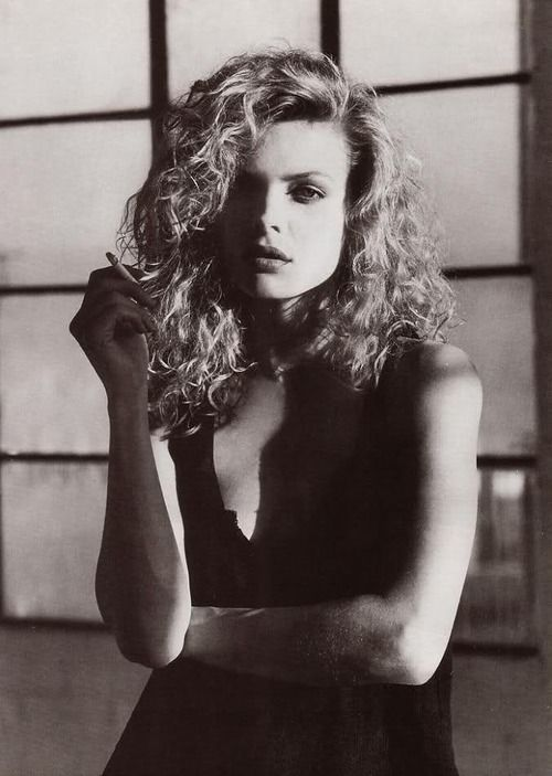 Michelle Pfeiffer, portrait, black and white, beauty, smuk, yndefuld, actress…