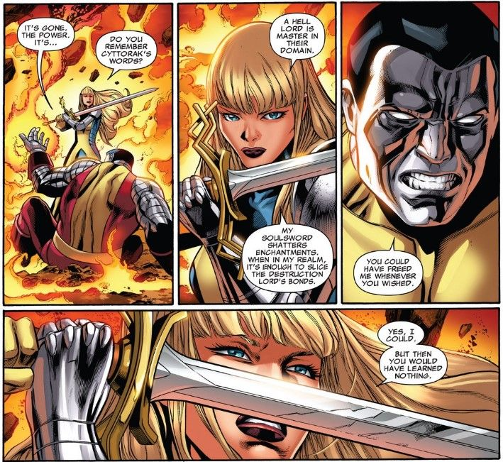 Uncanny X Men Chronology Reading Order The Kieron Gillen Run Comic Book Herald Comics Magik Marvel Marvel Comic Character