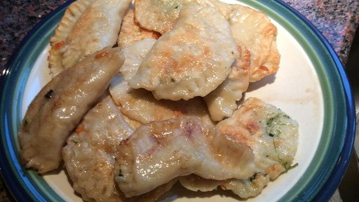 pierogi dough  recipe  food that's been noodled or