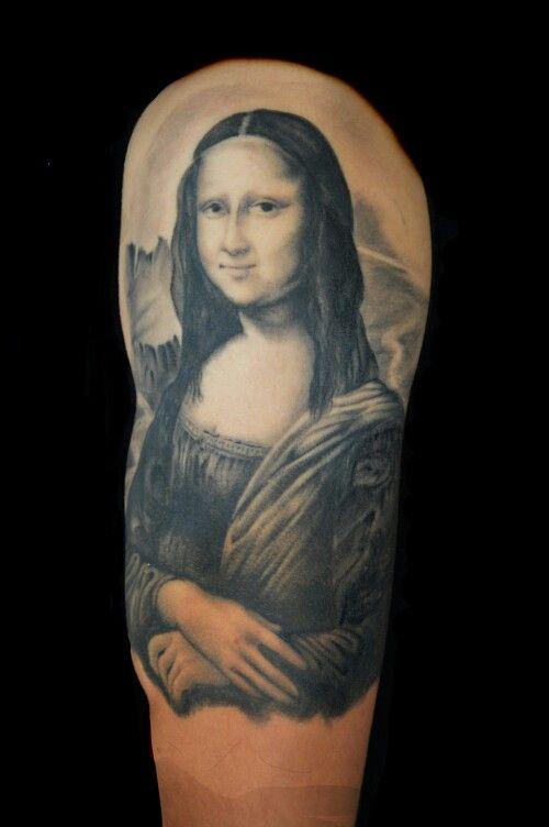 www.valestattoo.com #valestattoo #tattoo #tatuaggio #gioconda #monnalisa #realistico #realistic #realistictattoo #blackandgrey #blackandgreytattoo #pantherablackink #pantherainktattoo #love #bestoftheday #photooftheday #salento #lizzano #puglia #emiliaromagna #fanano #modena