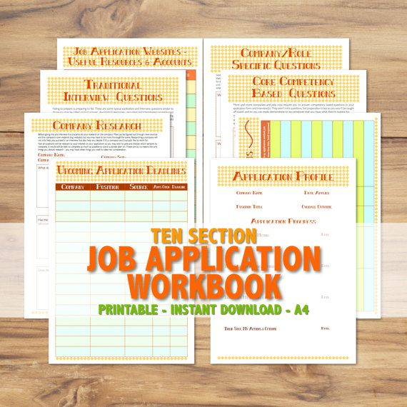 Más de 25 ideas fantásticas sobre Printable Job Applications en - making your resume stand out