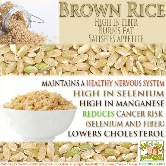 health benefits of brown rice #plantbased #diet #health