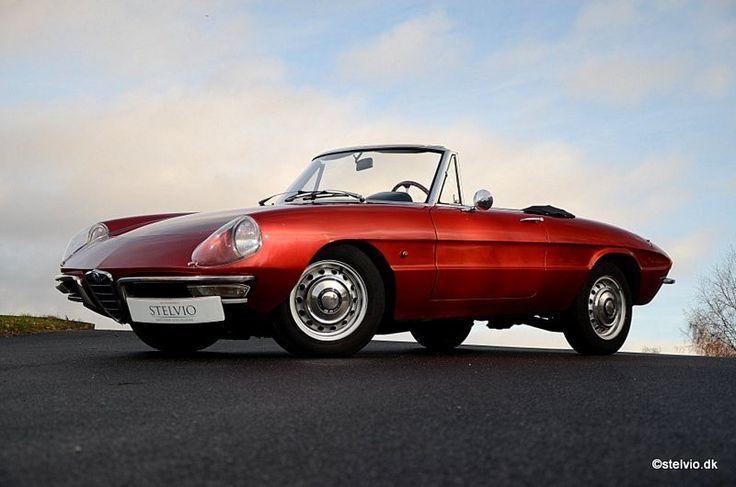 #Alfa #Romeo #1750 #Spider #Veloce #Duetto