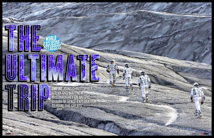 Interstellar / Empire Magazine by Adam Gerrard