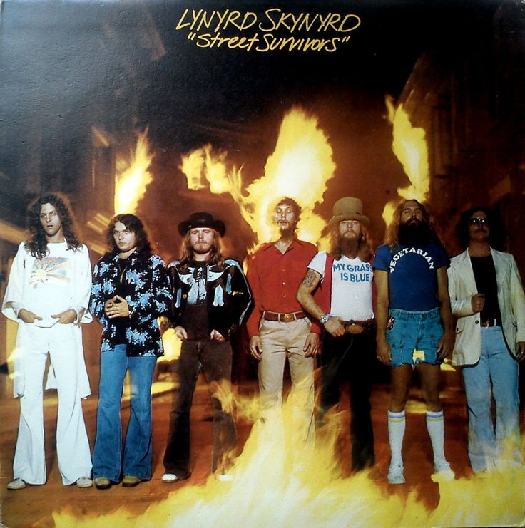 LYNYRD SKYNYRD - Street Survivors (Full Album)