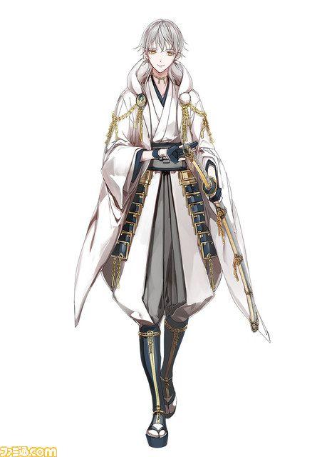DMMゲームズがニトロプラスと組んで放つ、PC用ブラウザゲーム『刀剣乱舞-ONLINE-』。擬人化した刀剣を集めて育て、数多の戦場を駆け巡るこの作品を彩る、刀剣男士たちを紹介しよう。