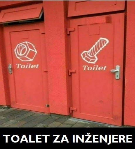 A toilet for engineers...  #engeneers #funny #inženjerski #Memes #MemesSerbian #smeh #smešno #srpski #TelefonskiDvojnik #toalet #toilet #wc