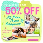Walgreens Photo: 50% Off Prints & Posters, 15 Off 30 dollar Photo Orders, BOGO Free Photo Books, and More!