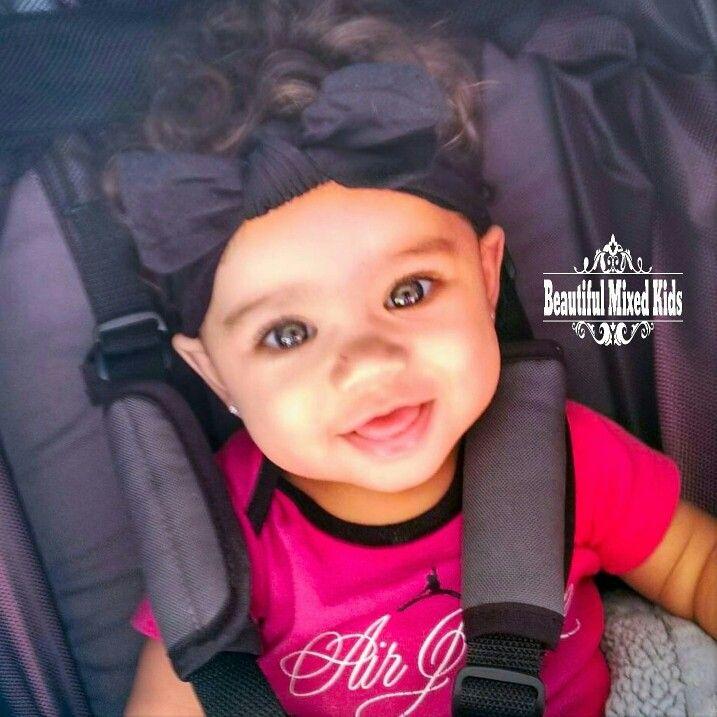 Greysin Sophia 10 Months African American Amp Caucasian