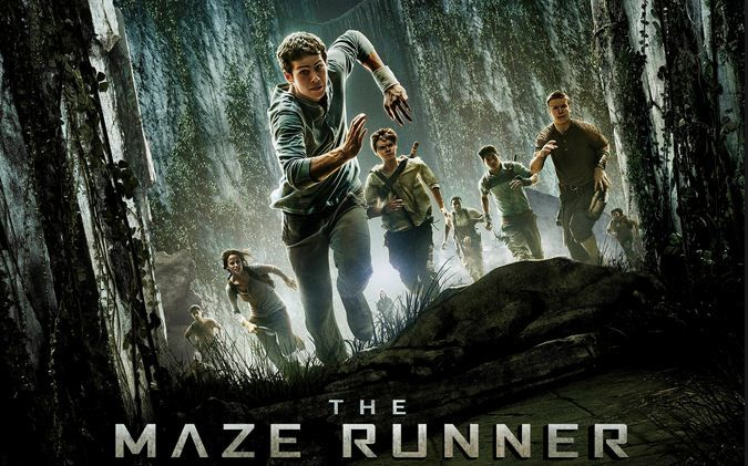 The Maze Runner (2014) HD Dual Audio Hindi+English Movie Free Download, Firstmask.com.