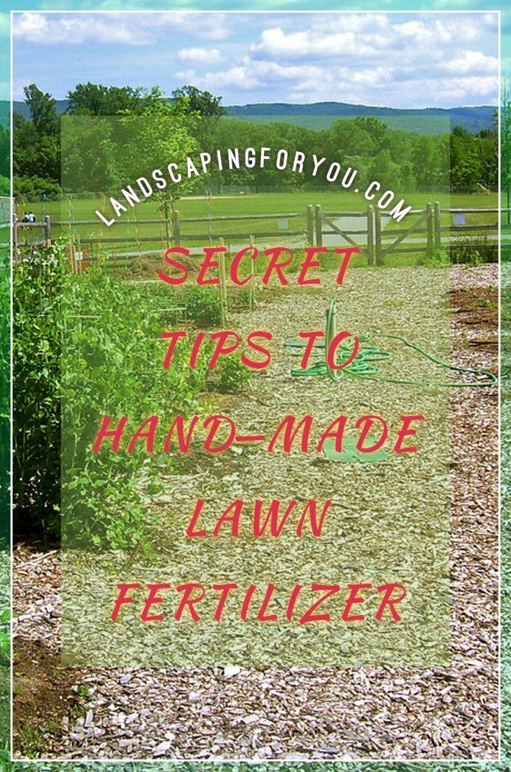 Pin On Natural Lawn Fertilizer