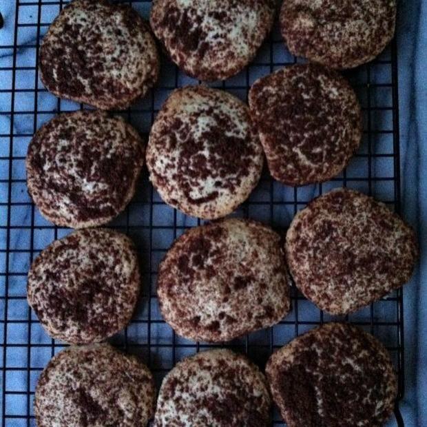 Gluten-Free Chocolate-Ginger Shortbread Cookies | Gluten-free Deserts ...