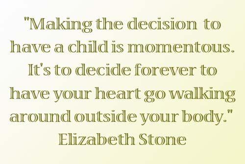 essay motherhood