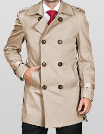Men's Coats, Custom Coats, Custom Trench Coats - Tailor4less.com