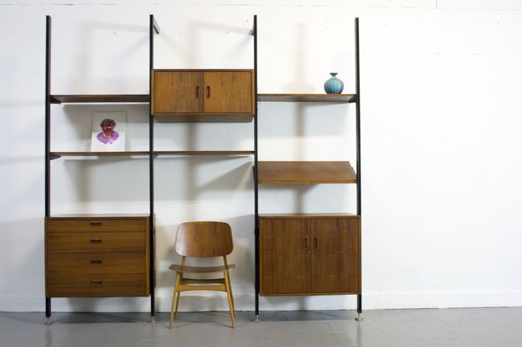 George nelson Nelson and Wall units on Pinterest