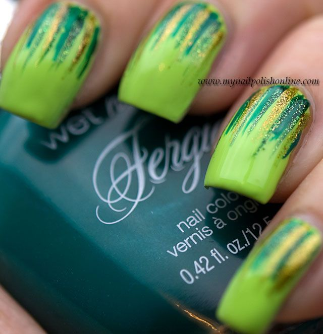 The 40 best Waterfall Nail Art images on Pinterest | Cute nails ...