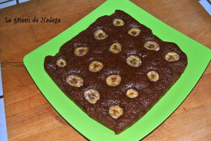 Le gâteau de Nadège