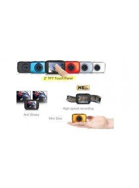 Αδιάβροχη HD Βίντεο-Κάμερα Action Camcorder! Ιδανική για τους Φίλους των Extreme Sports!